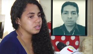 Villa El Salvador: hombre desaparece con su hija de año y medio dejando mensaje a la familia