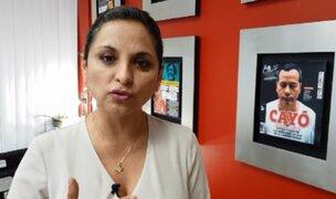 """Rosana Cueva tras Encuesta Poder: """"Esto se debe  a un trabajo en equipo"""""""