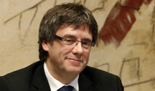 Cataluña: Puigdemont no aclaró si declaró la independencia o no