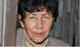 Políticos peruanos exigen que Martha Huatay sea vigilada por Inteligencia Policial