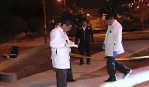 Chorrillos: joven madre es asesinada tras resistirse al robo de su celular