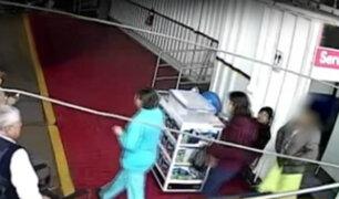 Hospital de la Solidaridad se pronuncia sobre adolescente que dio a luz en baño