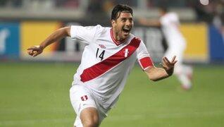 Claudio Pizarro mantiene sueño de jugar un mundial con la bicolor