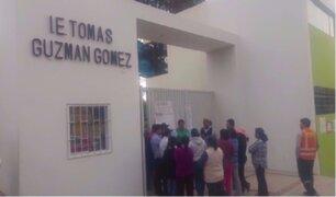 Arequipa: profesor es acusado de realizar tocamientos indebidos a una niña