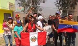 Empresario peruano crea fábrica de arepas junto a venezolanos