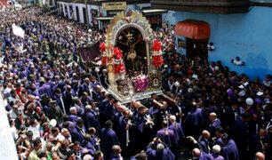 Señor de los Milagros: conoce el recorrido de la segunda procesión