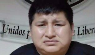 San Juan de Lurigancho: cae sujeto que cobraba cupos a taxistas