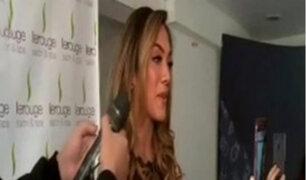 Isabel Acevedo anuncia que será reportera de un programa de belleza en televisión