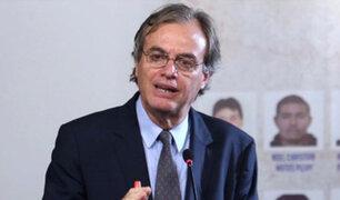 Mininter propone registro para monitoreo de pago de reparaciones civiles de terroristas