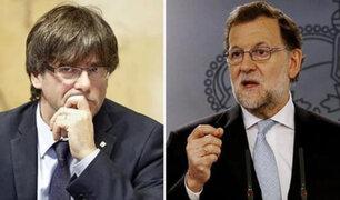 España: se complica situación política de Cataluña