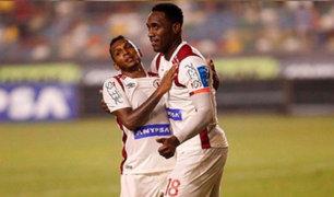 Universitario ganó 2-0 a Sport Huancayo y subió a primeros lugares del Torneo Clausura