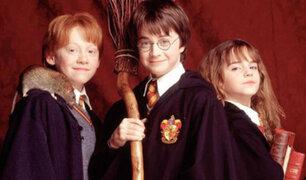 Reino Unido: Harry Potter celebra 20 años de magia