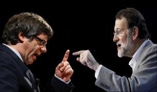 España: Gobierno activará medidas legales para intervenir Cataluña