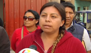 Jenny Romero, alias camarada 'Lucero, se pronuncia tras declaraciones de Martha Moyano