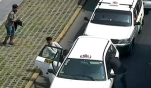 Cámaras de seguridad permiten la captura de jóvenes delincuentes en Cercado de Lima