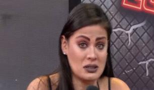 Georgette Cárdenas reveló haber sido víctima de agresión física a los 18 años