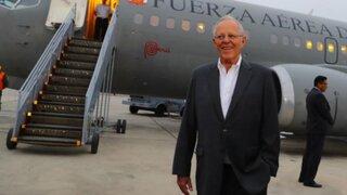 Congreso aprobó viajes del presidente Kuczynski a Vietnam y Argentina