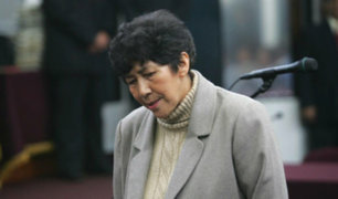 Martha Huatay: constitucionalista revela porqué terrorista podría ejercer como abogada