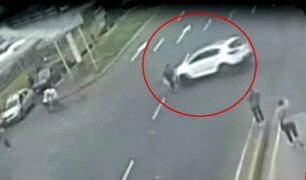 Callao: mujer quedó grave tras ser atropellada por una camioneta