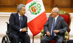 Trujillo: PPK y Lenin Moreno se reúnen en XI Gabinete Binacional Perú – Ecuador