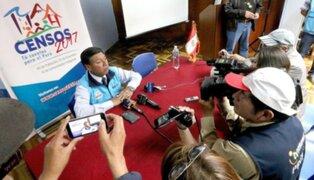 Censo 2017: suspendieron empadronamiento en provincia de La Convención