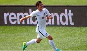 Marco Rojas: así juega el 'Kiwi Messi' de Nueva Zelanda