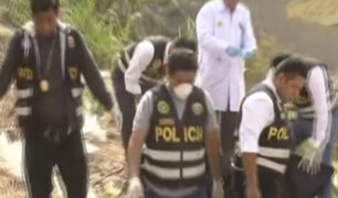 Carapongo: hallan cadáver de niño que cayó en acequia