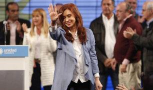 Argentina: Cristina Fernández será candidata a la vicepresidencia