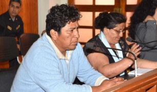 Poder Judicial dicta seis meses de prisión preventiva para violador de empadronadora