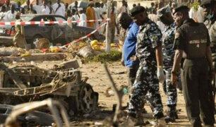 Nigeria: triple atentado suicida deja al menos 13 muertos