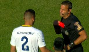 Copa Argentina: jugador fue expulsado a los 9 segundos de iniciado el partido
