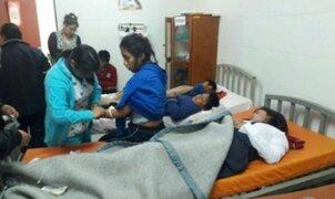 Raciones peligrosas: 590 niños intoxicados por desayunos de Qali Warma