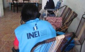 Hermano de empadronadora violada desmiente al INEI y niega que hayan brindado apoyo
