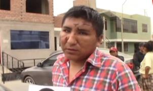 VES: taxista defendió a joven de inminente violación y fue golpeado salvajemente