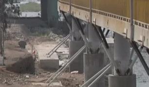 """MML inicia trabajos de reforzamiento del puente """"Rayitos de Sol"""""""