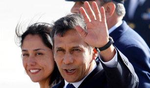 PJ declara inadmisible recurso de casación de Ollanta Humala y Nadine Heredia