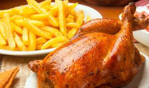 El Perú celebra el día del pollo a la brasa