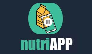 NutriApp: Esta aplicación te dirá qué productos pueden ser riesgosos para tu salud