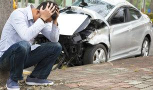 [VIDEO] Accidentes de tránsito cuestan S/ 19 mil millones al Estado