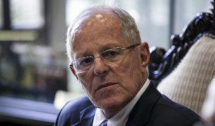 PPK: aprobación del presidente volvió a caer, según Ipsos Perú