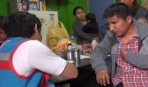 Ministerio de la Mujer brinda atención integral a taxista desfigurado por defender a joven