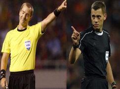 Perú vs Nueva Zelanda: árbitros de EEUU y Francia dirigirán partidos