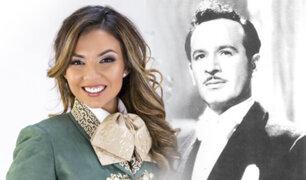 México: nieta de Pedro Infante impacta con su belleza y talento