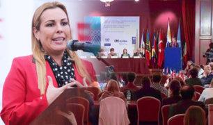 Uruguay: Fiorella Molinelli participa de Foro Ministerial internacional