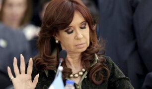 Cristina Fernández estaría implicada en coima más grande de Latinoamérica