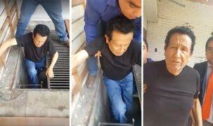 Megaoperativo contra mafia Orellana : cayó Vicente Díaz Arce, empresario vinculado a red criminal