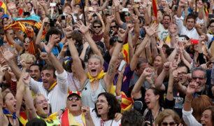España: Mariano Rajoy disuelve el parlamento catalán