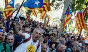Así fue la crisis en España por el intento de independencia de Cataluña