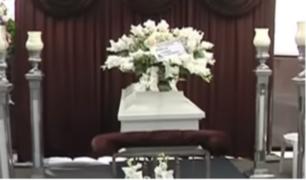 Familias velan cuerpos de hombres asesinados por Shirley Silva