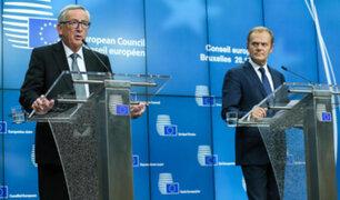 Líderes mundiales rechazan declaración de independencia de Cataluña